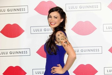 Anna Skellern Arrivals at the Lulu Guinness Paint Project Party