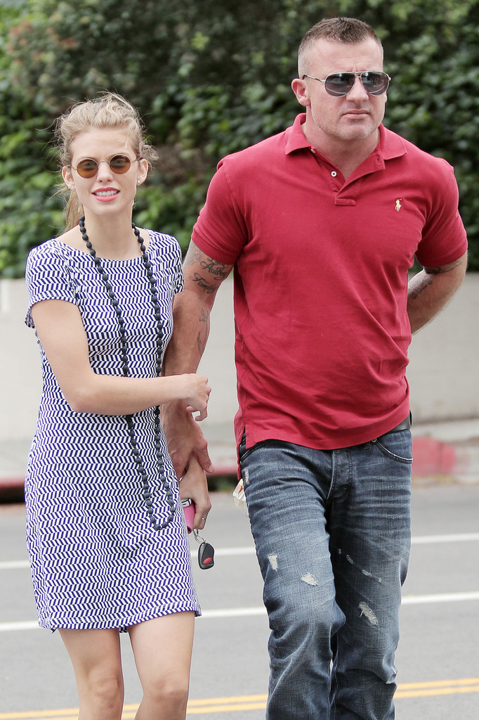 Dominic Purcell in Annalynne McCord and Dominic Purcell ... Dominic Purcell And Annalynne Mccord