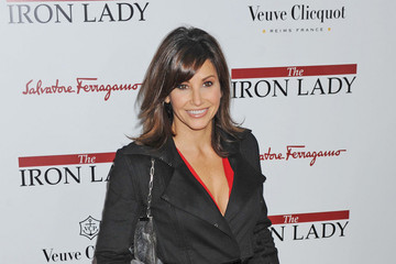 """Gina Gershon Stars at """"The Iron Lady"""" Premiere in NYC"""