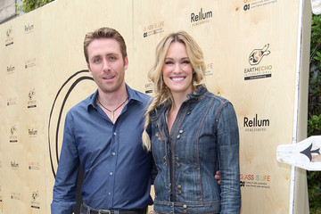 Philippe Cousteau Jr Celebs Celebrate Earth Day in Santa Monica