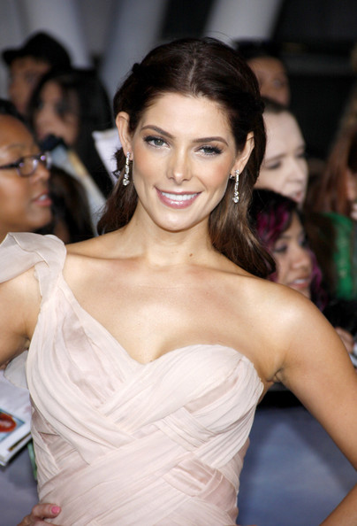 Ashley Greene - Justine Wachsberger at the World premiere of 'The Twilight Saga: Breaking Dawn - Part 2'