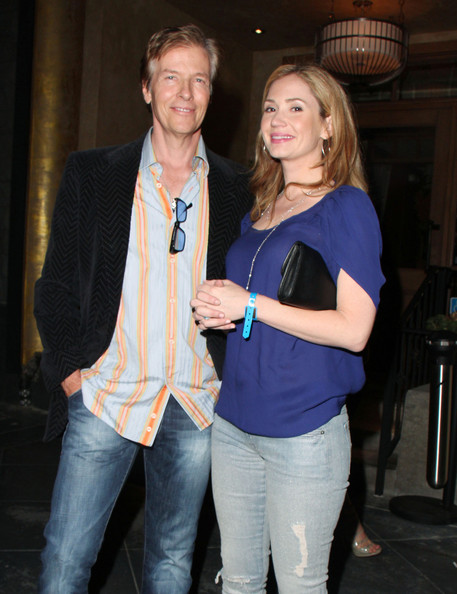 Jack Wagner and Ashley Jones - Jack Wagner and Ashley Jones at a