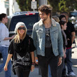 Ashley Tisdale and Martin Johnson Photos