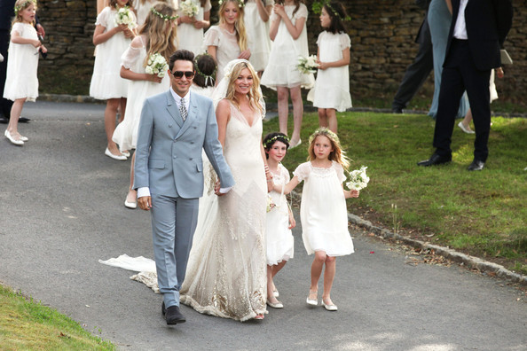Kate+Moss in Kate Moss and Jamie Hince Wedding 3