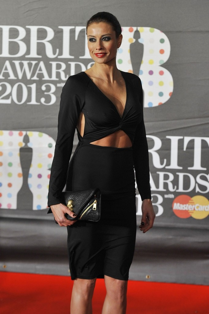 Melanie Sykes Photos Photos Quot Brit Awards Quot Held At The O2