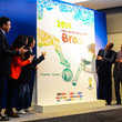 Bebeto The 2014 World Cup Poster Unveiled