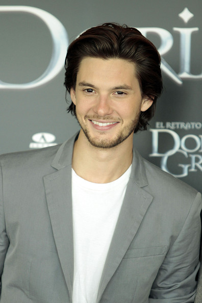 "Ben Barnes Actor Ben Barnes attends the photo call for ""Dorian Gray"" at the Me Hotel in Madrid."