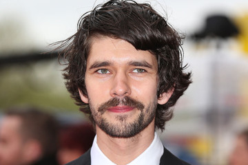Ben Whishaw Arrivals at the BAFTA TV Awards — Part 4
