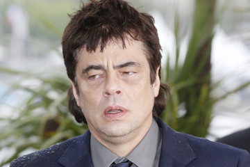 Benicio Del Toro 'Jimmy P.' Photo Call in Cannes