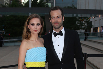 Benjamin Millepied Arrivals at the NYC Ballet Fall Gala