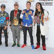Far East Movement Celebs at the Billboard Music Awards