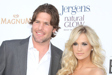 Mike Fisher Carrie Underwood Celebs at the Billboard Music Awards