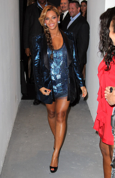 Beyonce Knowles - Beyonce in NYC