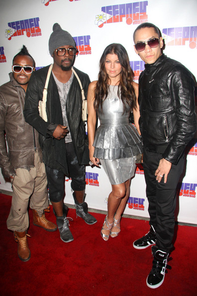 7e4b1946c16 The Black Eyed Peas are rumoured to be on the verge of splitting up after  reportedly