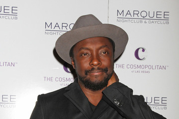 Black Eyed Peas will.i.am Hosts a Party in Vegas