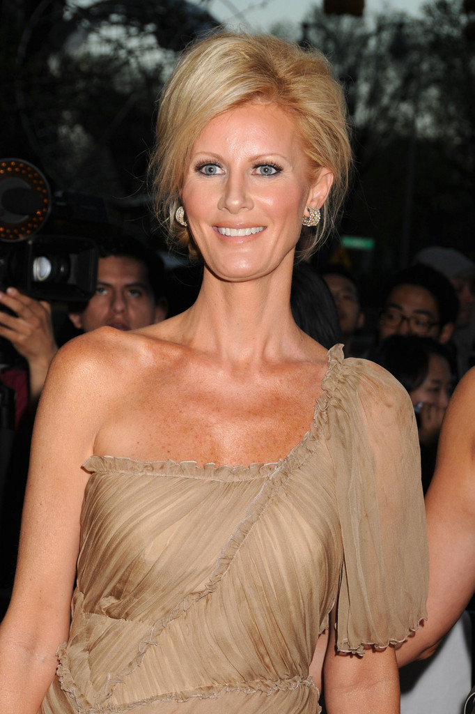 sandra lee in red carpet of the time 100 gala zimbio. Black Bedroom Furniture Sets. Home Design Ideas