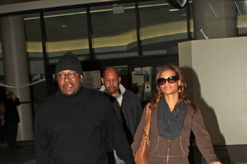 Bobby Brown Alicia Etheridge Bobby Brown Flies Out of LA