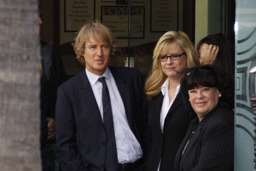 Bonnie Hunt Bonnie Hunt at the Walk of Fame