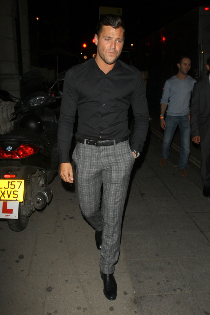 Mark Wright - Mark Wright Photos - British actor and TV