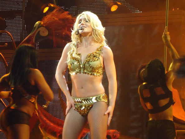 Predicting What Britney Spears' New Lingerie Line Will Look Like
