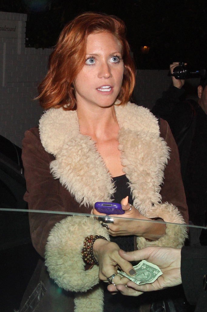 Brittany Snow Photos Photos Brittany Snow With Red Hair