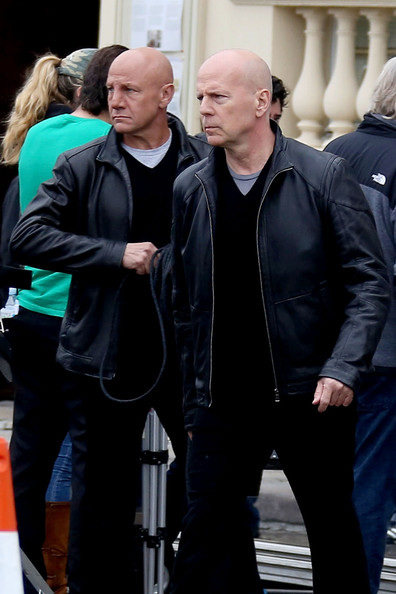 Mind-Bending Photos of Actors and Their Stunt Doubles