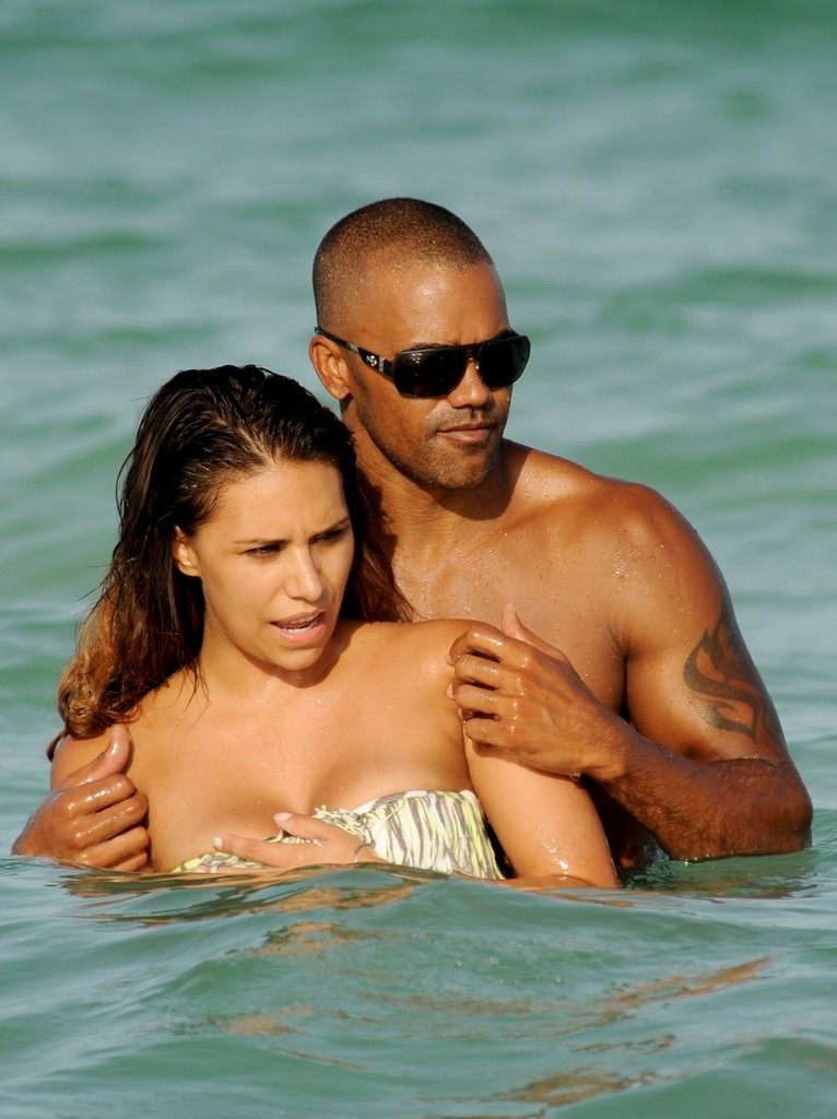 who is shemar moore dating in 2014