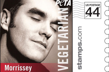 Morrissey Stars on Stamps