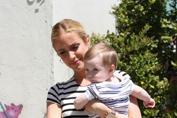 Camden Cavallari Kristin Cavallari and Her Son Love Stripes 3