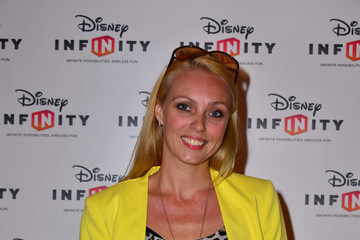 Camilla Dallerup Stars at the 'Disney Infinity' Launch