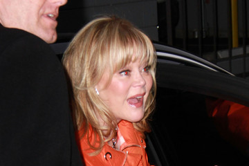 Candy Spelling Candy Spelling Leaves 'Larry King Live'