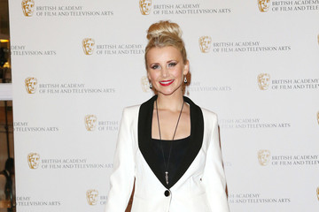 Carley Stenson Celebs at the Children's BAFTA Awards