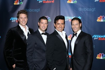 Carlos Marin 'AGT' Stars Hit the Red Carpet in NYC — Part 2