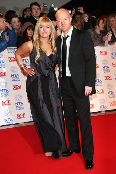 Celebs at the National Television Awards in London