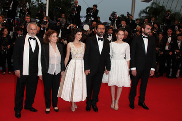 Gilles Lellouche Catherine Arditi 'Therese Desqueyroux' Screening at the 65th Cannes International Film Festival
