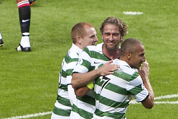 Henrik Larsson Charity Football Match at Celtic Park