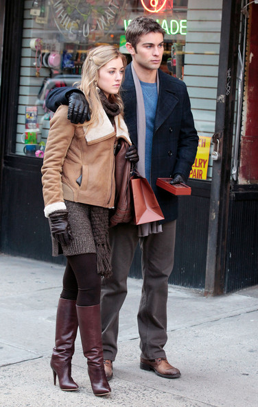 Ella Rae Peck And Chace Crawford