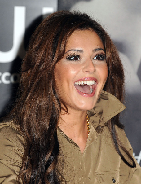 Cheryl Cole Cheryl Cole meets with fans at the promotion of her first book,