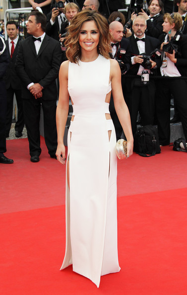 Cheryl Cole 'Outside the Law' Premiere at Cannes []