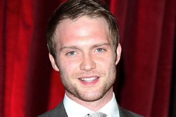 Chris Fountain Arrivals at the British Soap Awards
