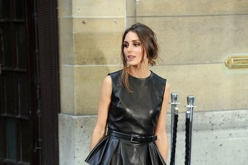 Christian Dior Celebs at the Christian Dior Show in Paris
