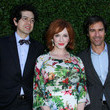 Geoffrey Arend and Eric McCormack Photos