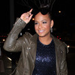 Christine Marie Flores Christina Milian Spotted in West Hollywood