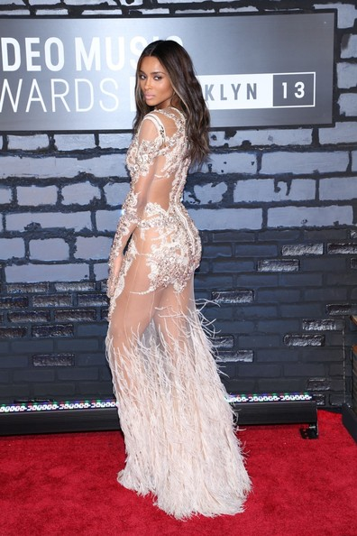 Ciara - Arrivals at the MTV Video Music Awards