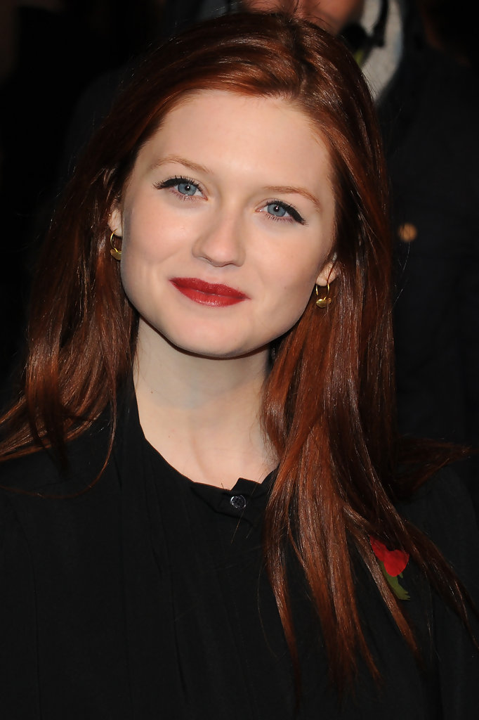 bonnie write Bonnie wright played ginny weasley in all eight harry potter films – throughout her entire childhood that's a pretty long time a trip down memory lane was definitely needed, so we sat down with bonnie and did just that.