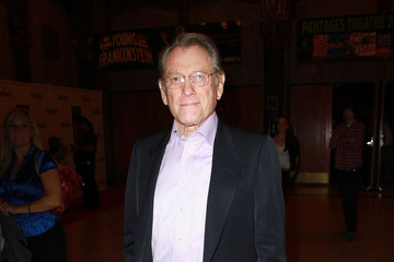 "Earl Holliman Opening Night of ""Young Frankenstein"" in LA"