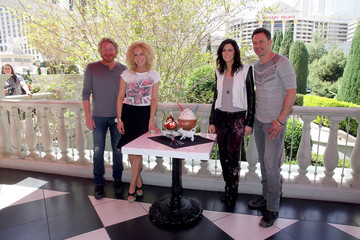 Little Big Town Kimberly Schlapman 'Little Big Town' at Caesars Palace