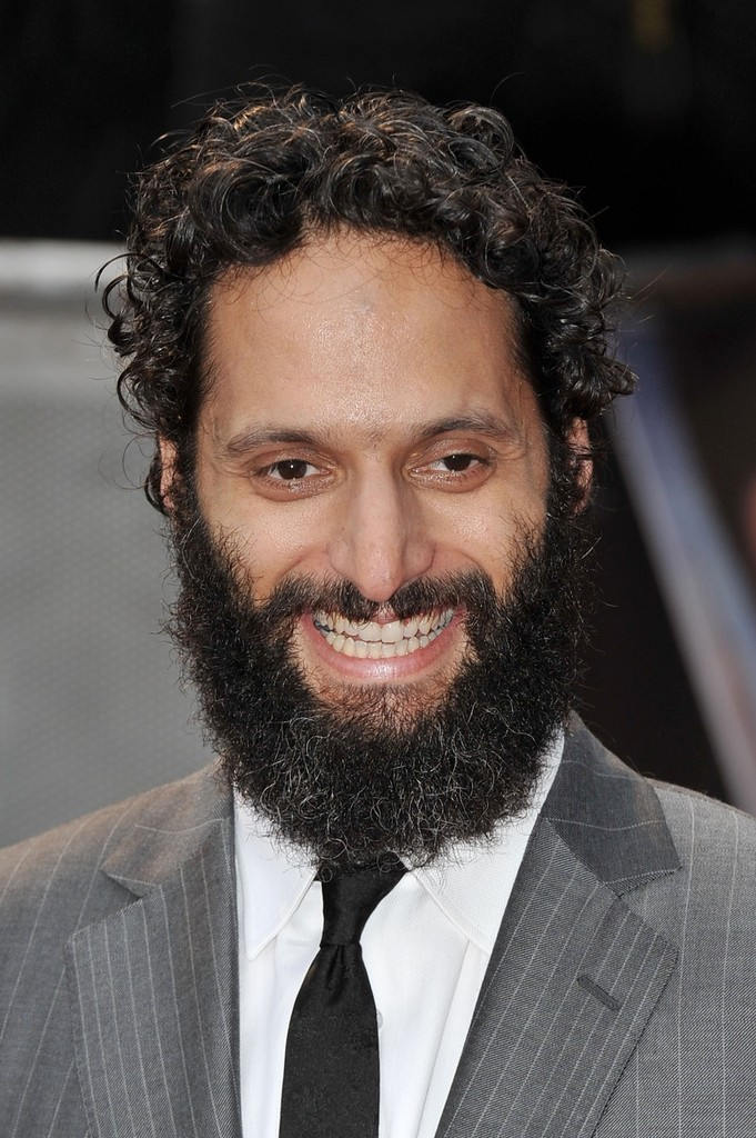 jason mantzoukas photos photos stars at the premiere of