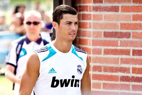 newest 7485f 30928 Cristiano Ronaldo Photos Photos - Real Madrid Practices in ...