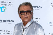 Robert Evans  attends The Annenberg Space for Photography: Helmut Newton Exhibition Opening Night in Los Angeles.